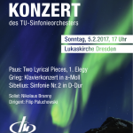 Flyer So Konzert 05.02.2017